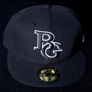 Image of Buzz Global BG New Era 59/50 fitted Navey