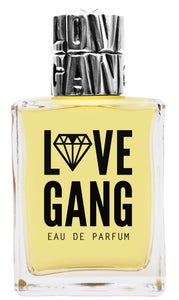 Image of LOVEGANG Eau de Parfum LIMITED EDITION SILVER CAP