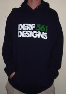 Image of Green 561 Hoodie