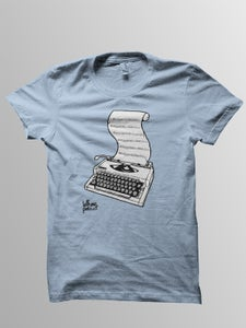 "Image of T-Shirt ""Typewriter"""