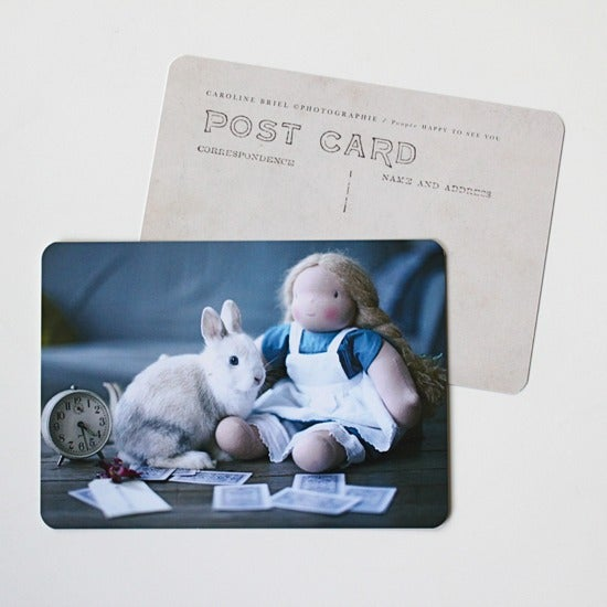 """Image of Carte postale """"Alice"""""""