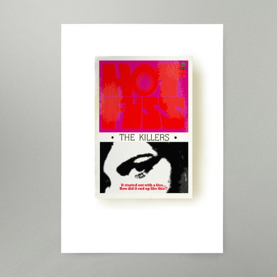 Image of Hot Fuss Art Print
