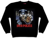 "Image of Mishka x Dub Police ""Maniac"" Mens Sweatshirt"