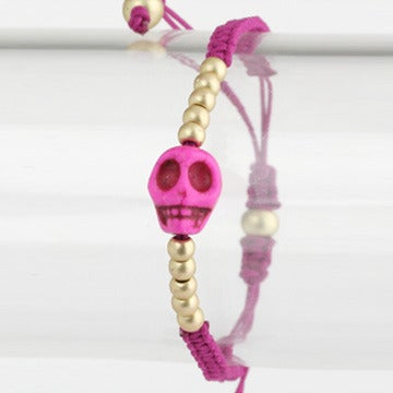 Image of One Skull Bracelet