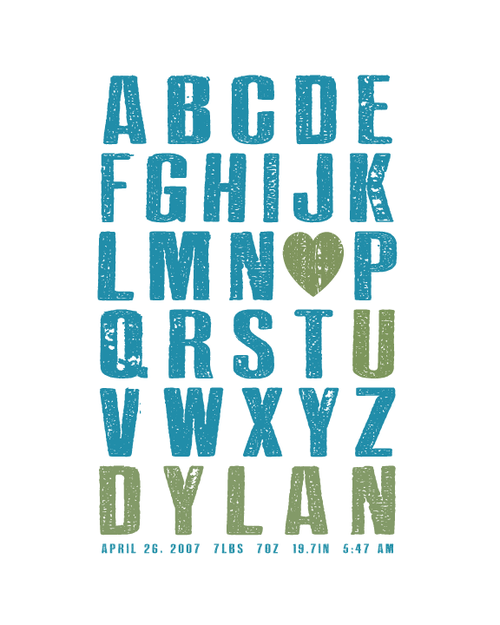 Image of Alphabet KID