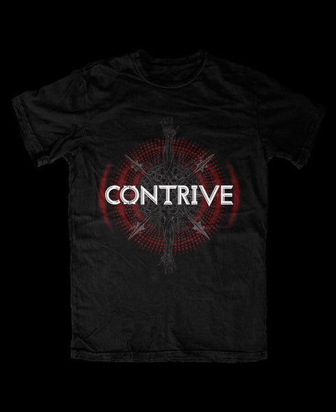 Image of CONTRIVE LOGO Design T-Shirt (Mens)