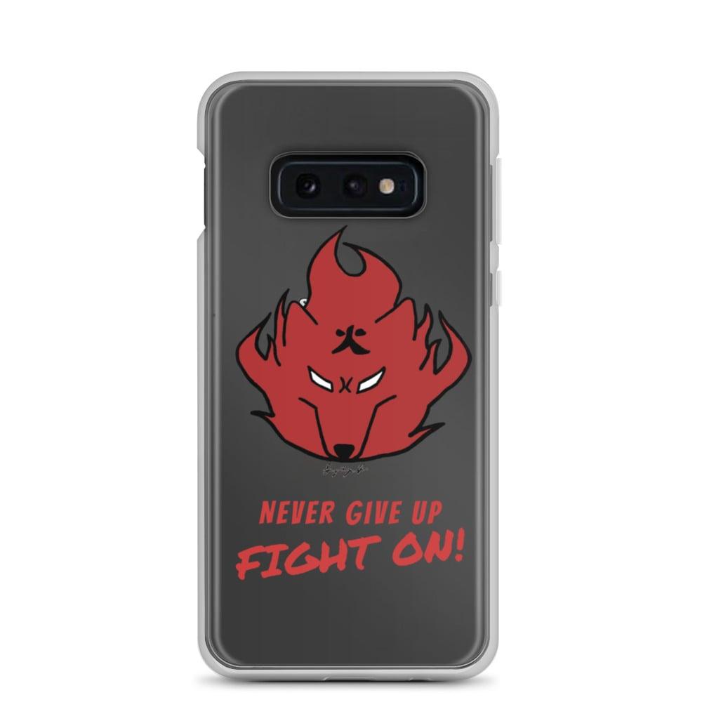 Fighting Spirit Phone Case --Samsung Case edition--