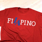 "Image of Fi LA Pino/Fi LA Pina ""The Nation"" tee shirt"