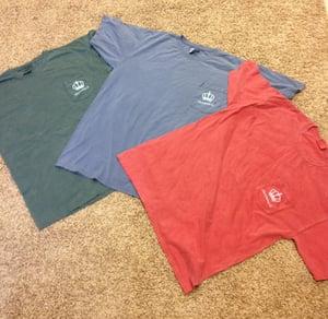 Image of Club Pocket Faded Shirt