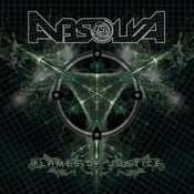 "Image of Absolva ""Flames Of Justice"" CD"