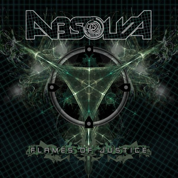 "Absolva ""Flames Of Justice"" CD"