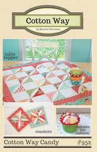 Image of Cotton Way Candy PDF Pattern #952