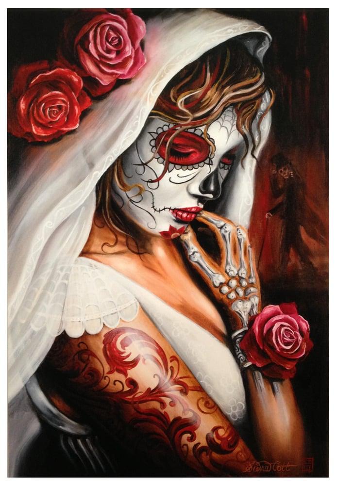 "Image of ""La Blanca""    print"