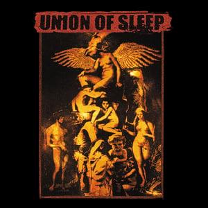 Image of UNION OF SLEEP -same LP