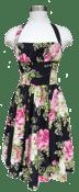 Image of Frenchie Halter dress