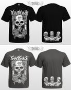 "Image of T-SHIRT ""Corpse"" - Black or Grey"