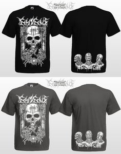 """Image of T-SHIRT """"Corpse"""" - Black or Grey"""