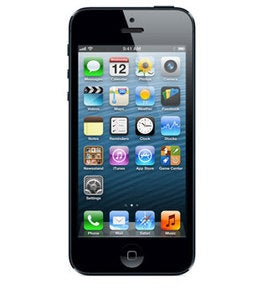Image of Apple iPhone 5 (Latest Model) 16GB Black & Slate(AT&T)