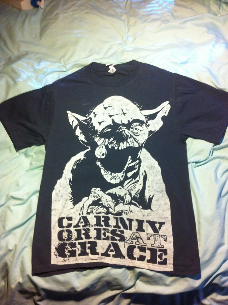 Image of Zombie Yoda Tee