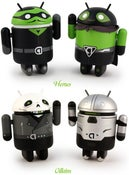 Image of Android Heroes y Villanos