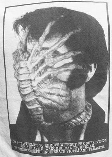 Image of  ★ Elvis Face-hugger