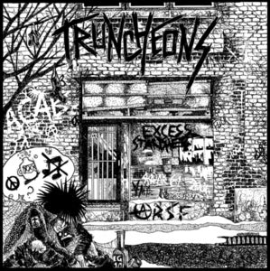 Image of TRUNCHEONS - S/T 7""