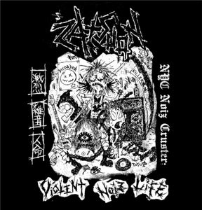 Image of ZATSUON - Violent Noiz Life 7""