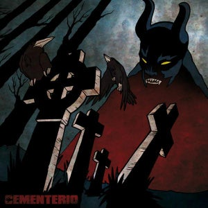 Image of CEMENTERIO - S/T LP