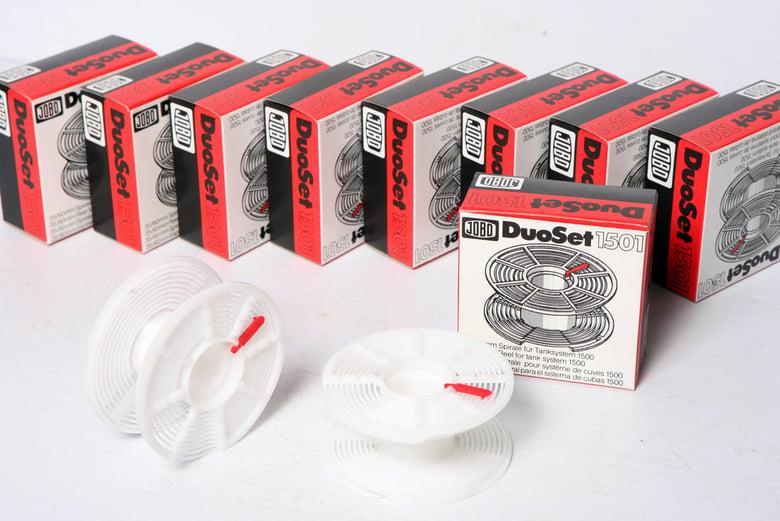 Image of Jobo #1501 duo set 35/120 adjustable film reel