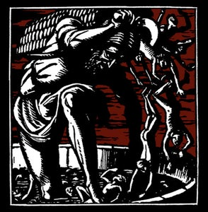 Image of COWER / THOU - War Is the Force That Gives Us Meaning LP