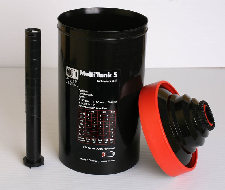 Image of Jobo 2550 Multitank 5