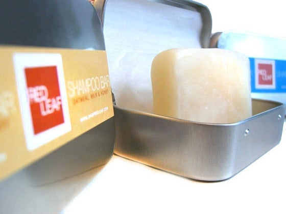 Image of Vegan Solid Shampoo Bar For Travel Free Shipping Made In Seattle