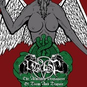 Image of Ptahil - The Almighty Propagator Of Doom And Despair CD