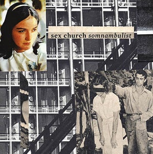 Image of Sex Church - Somnambulist 12""