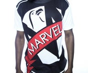 Image of Marvell Giant Logo Tee