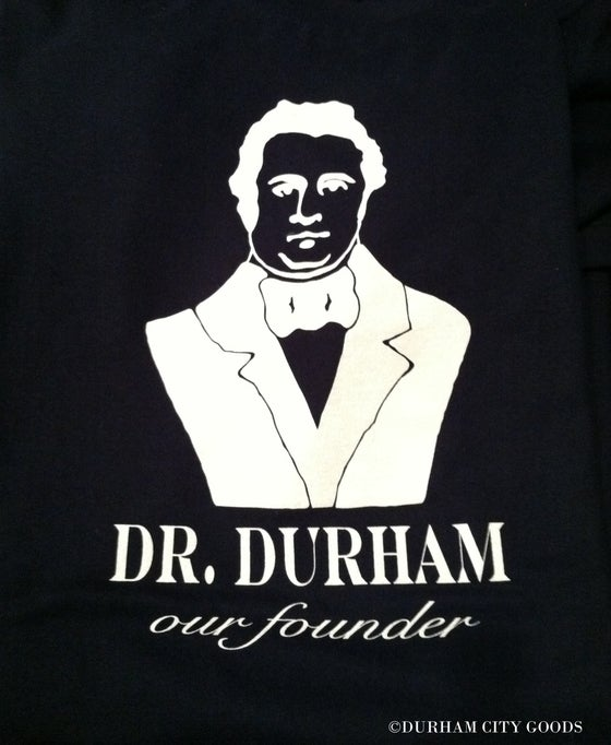 Image of Dr. Durham, Our Founder - Historical Series