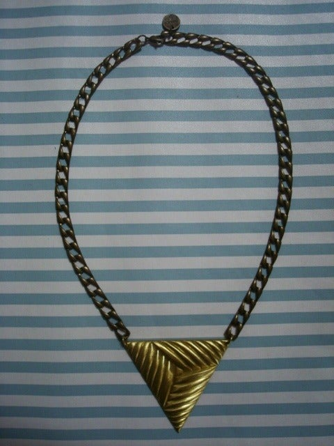 Image of Necklace - *Pink floyd*