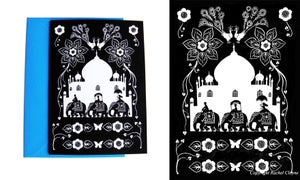Image of Pack of 3 Greetings Cards