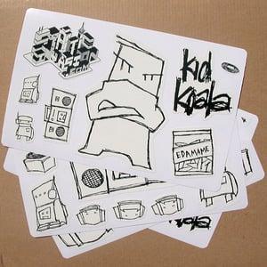 """Image of Kid Koala - """"Edamame"""" Invasion No.003"""