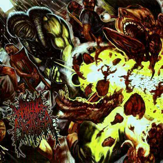 Image of WAKING THE CADAVER PERVERSE RECOLLECTIONS OF A NECROMANGLER CD