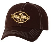 Image of BREWPUBLIC Logo Baseball Hat