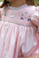 Image 1 of Girl's Smocked Nutcracker Collection