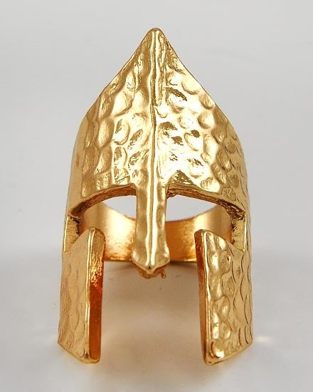 Image of Helmet Ring