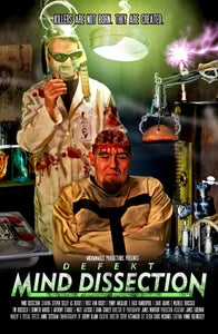 """Image of Mind Dissection """"Movie"""" Poster 11x17"""