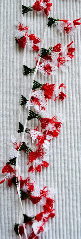 Image of Tig OYA-Crochet Embroidery