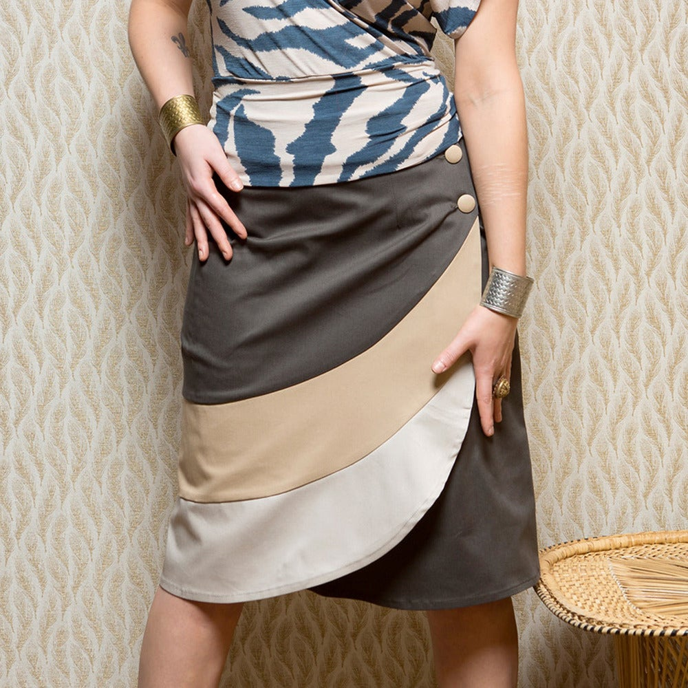 Image of BORN FREE SKIRT