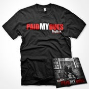 Image of BIGSTAT 'PAID MY DUES' LIMITED EDITION PACKAGE