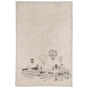 Image of Tea Towel: Linen Panorama