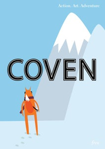 Image of Coven Magazine Issue Three