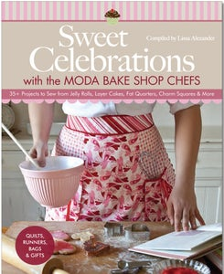 Image of Sweet Celebrations with the Moda Bake Shop Cefs